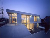 住宅特集 2006年1月号 武蔵野段丘の家