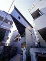 住宅特集 2006年3月号 変形敷地の醍醐味