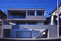 住宅特集 2001年3月号 タテに住む方法