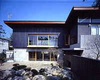 住宅特集 2000年5月号 比叡平の家