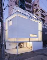 住宅特集 2011年11月号 平屋的な建ち方