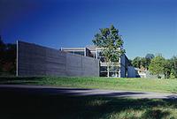 新建築 2008年11月号 駿府教会