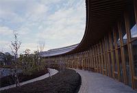 新建築 2008年4月号 深圳文化中心