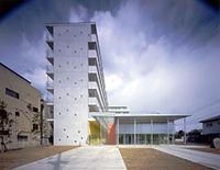 新建築 2005年6月号 大阪現代演劇祭仮設劇場