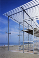 新建築 2005年11月号 絵本美術館 まどのそとのそのまたむこう
