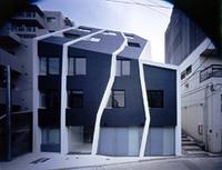 新建築 2006年8月号 YビルYハウス
