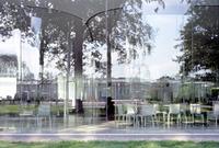 トレド美術館ガラスパビリオン —...