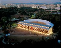 新建築 2007年1月号 国立新美術館