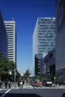 新建築 2007年4月号 ソニーシティ