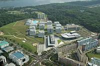 新建築 2007年9月号 シンガポール理工系専門学校キャンパス