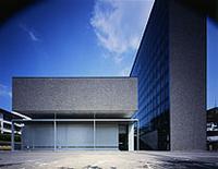 新建築 2007年10月号 ニコラス・G・ハイエック センター