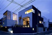 新建築 2006年2月号 森山邸