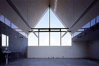 新建築 2004年2月号 天使の聖母 トラピスチヌ修道院 旅人の聖堂