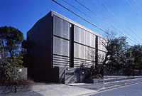 新建築 2004年4月号 ルイ・ヴィトン・ニューヨーク