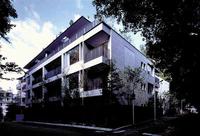新建築 2003年3月号 住まいのデパート「ペンタくん」多摩センター店