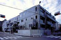 新建築 2003年4月号 汐留B街区