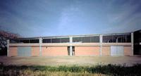 新建築 2002年5月号 ブルージュ パビリオン