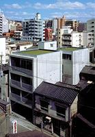 新建築 2002年4月号 長谷木記念幹