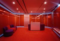 新建築 2001年11月号 gin-gin wing ヴァージンアトランティック航空オフィス