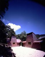 新建築 2001年10月号 不東庵工房
