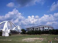 新建築 2001年9月号 東京ウェルズテクニカルセンター