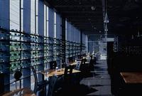 新建築 2000年6月号 節黒城キャンプ場コテージC棟