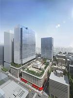 新建築 2015年5月号 としまエコミューゼタウン