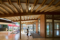 新建築 2016年5月号 森のおうち保育園