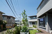 新建築 2016年8月号 釜石市大町復興住宅1号