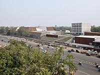 新建築 2018年7月号 川口市めぐりの森 赤山歴史自然公園 歴史自然資料館・地域物産館 The Bihar Museum