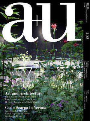 a+u 2011年9月号