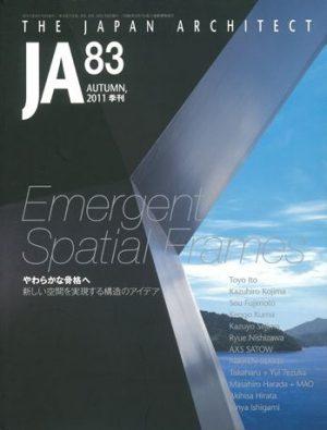 JA 83, Autumn 2011