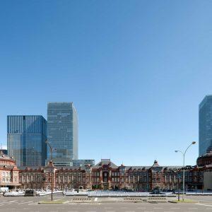 東京駅丸の内駅舎保存・復原