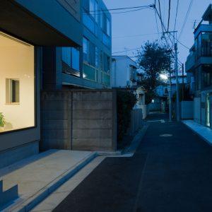 中野南台の家