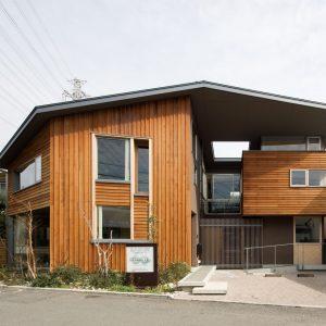 山本町北の家