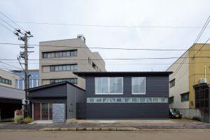 長岡の住宅