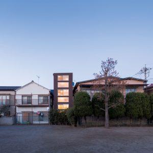 興野の建物