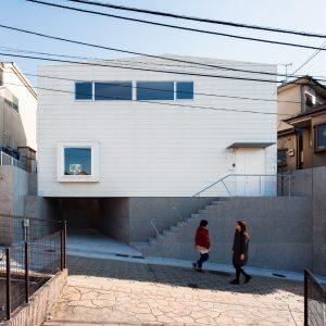 山王の住宅