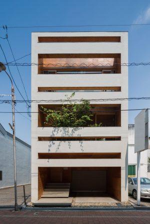 町-Building