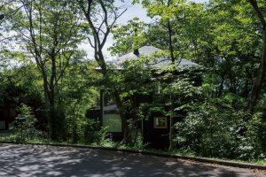 森のドールハウス