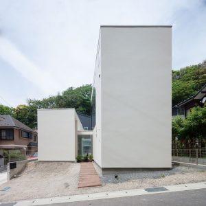 鎌倉極楽寺の住宅