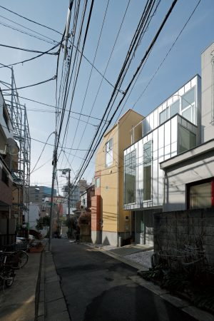 HOUSE SH / Hashira-ma