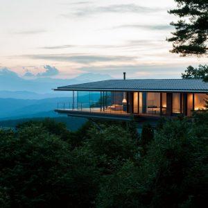 八ヶ岳の家