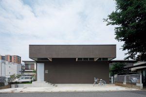 屋根裏の家