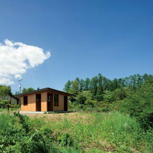 八ヶ岳の小さな家