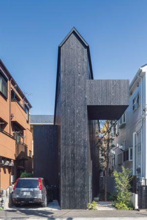 石神井公園の住宅