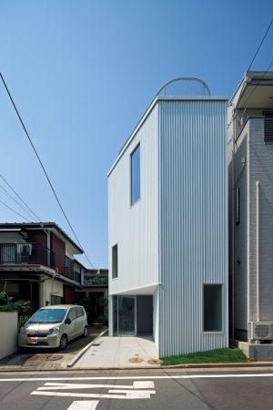 横浜ホンズミ邸