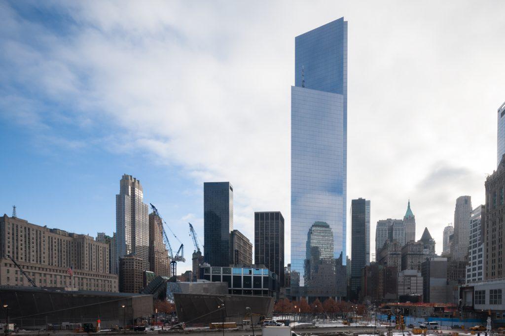 新建築 2014年1月号 4 ワールド・トレード・センター