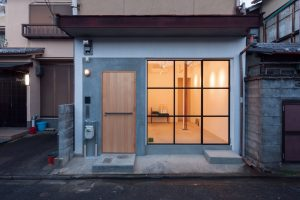 紫竹の住居