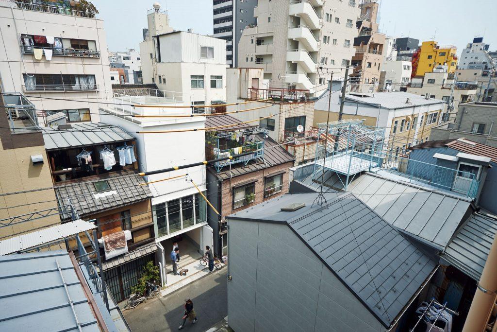 住宅特集 2014年6月号 密集市街地の住まい Dense Urban Context